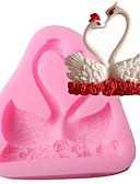 זול טישרטים לגופיות לגברים-כלי Bakeware ג'ל סיליקה לא דביק / כלי אפייה / 3D עוגיה / שוקולד / עבור כלי בישול עוגות Moulds 1pc