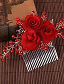 povoljno Odijela-Legura Kose za kosu s Faux Pearl 1pc Vjenčanje / Special Occasion Glava