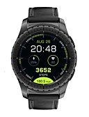 baratos Smartwatches-YY-kw28 para Android 4.0 / iOS Pedômetros / Lembrete de Mensagem / Aviso de Chamada / Controle de APP Pulso Rastreador / Cronómetro / Podômetro / Aviso de Chamada / Monitor de Atividade