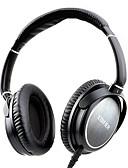 זול טרנינגים וקפוצ'ונים לגברים-EDIFIER H850 רצועת ראש חוטי אוזניות דִינָמִי מתכת גיימינג אֹזְנִיָה עם מיקרופון אוזניות