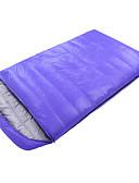رخيصةأون ساعات جيش-Shamocamel® حقيبة النوم في الهواء الطلق مزدوج -10~-25°C حقيبة مضاعفة عريضة ريش البط السفلي الدفء المتضخم إلى التخييم والتنزه