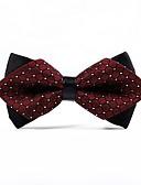 זול חולצות פולו לגברים-עניבת פפיון - סרוג פפיון יום יומי בגדי ריקוד גברים