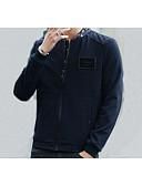 זול חזיות-אחיד ארוך ג'קט - בגדי ריקוד גברים, גדול