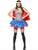 tanie Koszulki i tank topy męskie-Super Heroes Czarownica Cosplay Halloween Halloween Karnawał Oktoberfest Festiwal/Święto Stroje Atramentowy Kolorowy blok Wampiry