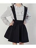 זול גברים-ג'קטים ומעילים-חולצה כותנה קיץ שרוול ארוך יומי אחיד בנות פשוט פעיל שחור