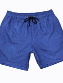 levne Pánské prádlo a ponožky-Pánské Kalhotky - Jednobarevné Základní