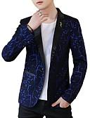 cheap Men's Hoodies & Sweatshirts-Men's Active Sophisticated Blazer-Geometric