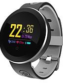 olcso Okosórák-Ébresztőórák Többfunkciós óra Intelligens Watch YY-Q8PRO mert Android iOS Bluetooth Elégetett kalória Edzésnapló Lépésszámlálók Szívverés érzékelő APP vezérlés Pulse Tracker Lépésszámláló Hívás