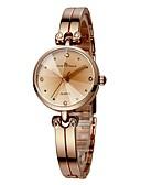 abordables Relojes Brazalete-Mujer Reloj Pulsera Cronógrafo Aleación Banda Lujo / Minimalista Plata / Oro Rosa / Tianqiu 377