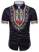povoljno Muške majice i potkošulje-Majica Muškarci - Kinezerije Dnevno Cvjetni print