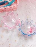 abordables Velas de Regalo-Corona El plastico Soporte para regalo  con Ondulado Cajas de regalos