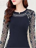 cheap Women's Blazers-Women's Cotton T-shirt - Solid Colored Pure Color