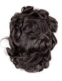 tanie Bielizna i skarpety męskie-Męskie Włosy naturalne Tupeciki W 100% ręcznie wiązane