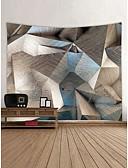 ieftine Gadgeturi de baie-Natură Statică Desene Animate Wall Decor 100% Poliester Contemporan Modern Wall Art, Tapiserii de perete Decor