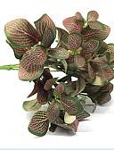 billige Pikekjoler-Kunstige blomster 1 Gren Pastorale Stilen Planter Bordblomst