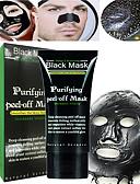 tanie Męskie koszulki polo-Jednokolorowa Akcesoria do makijażu Pielęgnacja skóry Zestaw do czyszczenia 1 pcs Mokro Deep-Level chemiczna / Zmniejsznie porów / Wągry Męskie / Damskie / Kobieta # Przenośny / Wysoka jakość