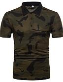 preiswerte Herren T-Shirts & Tank Tops-Herrn camuflaje - Grundlegend Polo