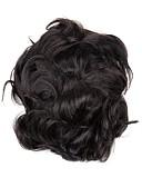 tanie Bielizna i skarpety męskie-Męskie Włosy naturalne Tupeciki Falisty W 100% ręcznie wiązane Nowy przyjazd / Gorąca wyprzedaż / Człowiek splot