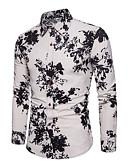 ieftine Tricou Bărbați-Bărbați Cămașă Activ De Bază - Floral