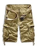 ieftine Maieu & Tricouri Bărbați-Bărbați Activ Pantaloni Chinos Pantaloni camuflaj