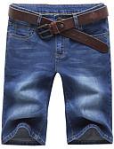 זול חולצות לגברים-בגדי ריקוד גברים מידות גדולות כותנה / פוליאסטר רזה ג'ינסים / שורטים מכנסיים אחיד / אנא בחר\י מידה אחת גדולה יותר מהמידה הנורמלית שלך.