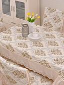 cheap Men's Hoodies & Sweatshirts-Classic Cotton Square Table Cloth Patterned Table Decorations 1 pcs
