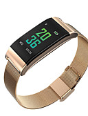 cheap Smartwatches-Smartwatch STSB23 for Android 4.3 and above / iOS 7 and above Heart Rate Monitor / Blood Pressure Measurement / Long Standby / Touch Screen / Water Resistant / Water Proof Pedometer / Call Reminder