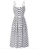 ieftine Rochii de Damă-Pentru femei De Bază Zvelt Pantaloni Alb / Cu Bretele
