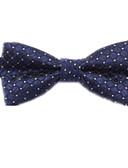 ieftine Cravate & Papioane de Bărbați-Bărbați Geometric / Bloc Culoare / Houndstooth Funde Petrecere / De Bază, Bumbac / Poliester - Papion Cravată / Toate Sezoanele