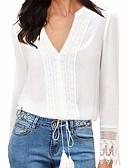 cheap Women's Tops-Women's Basic / Street chic T-shirt - Solid Colored Tassel