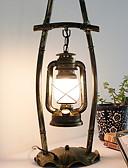 tanie Suknie wieczorowe-Metaliczny Twórczy / Dekoracyjna Lampa stołowa Na Salon / Sypialnia Metal 220V