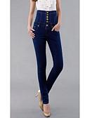 cheap Leggings-Women's Jeans Pants - Solid Colored Rivet