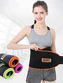 cheap Corsets-Waist Trimmer / Sauna Belt With 1 pcs Nylon Adjustable, Sweat-wicking Breathable, Weight Loss, Tummy Fat Burner For Exercise & Fitness / Gym / Workout Unisex