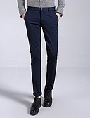 ieftine Pantaloni Bărbați si Pantaloni Scurți-Bărbați De Bază Costume Pantaloni Mată