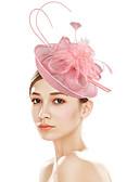 billige Moderigtige hatte-Dame Vintage / Elegant Hårbånd / Hårclips / fascinator Blomst