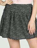 povoljno Ženske suknje-Žene A kroj Aktivan / Osnovni Suknje - Cvjetni print