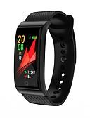 halpa Tanssiaismekot-Smartwatch F4 Plus varten Android 4.3 tai uudempi / iOS 7 ja uudemmat Sykemittari / Vedenkestävä / Verenpaineen mittaus / Poltetut kalorit / Liikuntavihko Askelmittari / Puhelumuistutus / Sleep