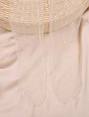 billige Gensere til damer-Dame Sokker Polkadotter Leg Shaping polyester EU36-EU42