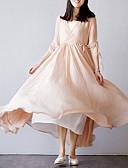 رخيصةأون زينة رأس نسائية-فستان نسائي ثوب ضيق طويل للأرض V رقبة مناسب للخارج