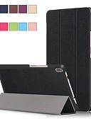 povoljno Maske za mobitele-Θήκη Za Lenovo Lenovo Tab 4 8 Plus / Lenovo Tab 4 8 sa stalkom / S magnetom Korice Jednobojni Tvrdo PU koža