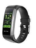 halpa Quartz-ck16 Smartwatch Android iOS Bluetooth Vedenkestävä Sykemittari Verenpaineen mittaus Kosketusnäyttö Askelmittari Puhelumuistutus Activity Tracker Sleep Tracker sedentaarisia Muistutus / Herätyskello