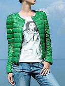 cheap Women's Blazers & Jackets-Women's Basic Jacket - Solid Colored