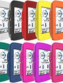 voordelige Smartwatch-zaak-hoesje Voor Garmin Garmin Edge 520 Siliconen Garmin