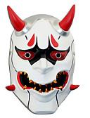 abordables Vestidos de Mujeres-Máscara Inspirado por overwatch Cosplay Animé Accesorios de Cosplay Máscara Resina Disfraces de Halloween