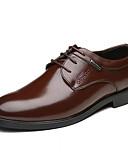 olcso Férfi kiegészítők-Férfi Formális cipők PU Ősz Üzlet Félcipők Fekete / Barna