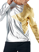 preiswerte Kleider für Junior-Brautjungfern-Herrn Einfarbig - Grundlegend / Punk & Gothic T-shirt