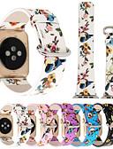 זול להקות Smartwatch-אריגה הלהקה smartwatch עבור סדרת אפל לצפות 4/3/2/1 מודרני אבזם חגורה iwatch