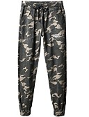 זול מכנסיים ושורטים לגברים-בגדי ריקוד גברים Military כותנה רזה הארם מכנסיים להסוות