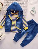 זול שמלות במידות גדולות-בנים יום יומי כותנה מכנסיים - אחיד כתום / פעוטות