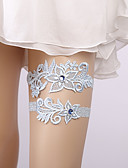cheap Women's Nightwear-Lace Wedding / Lace Wedding Garter With Lace Garters Wedding / Special Occasion